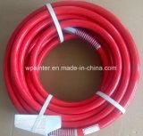"""3/8"""" SAE100 R7 flexible haute pression de pulvérisation le flexible hydraulique de 9,5*15,9mm - Rouge"""