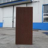 Fabbrica/rilievo di raffreddamento per evaporazione di colore del Brown dell'azienda avicola/serra