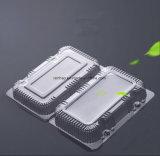De nieuwe Doos Clamshell van het Voedsel van pvc van het Ontwerp Duidelijke Plastic Verpakkende