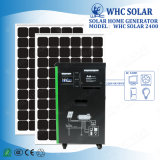 Bouw 24V binnen het Systeem van de ZonneMacht van de Batterij 1500W van het 120ahGel op