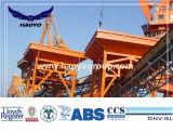 Dollar-Ladung-Einleitung-Staub-Montierender Zufuhrbehälter beweglicher Eco Staub-Beweis-Zufuhrbehälter