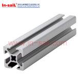 Extrusões do alumínio do quadrado do fabricante da precisão