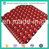 Tessuti a spirale dell'essiccatore del poliestere per la fabbricazione di carta in macchina di carta