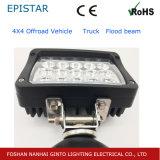 Premium 6'' haute puissance de feu de travail à LED pour véhicule hors route 4X4
