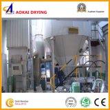 Essiccatore di spruzzo per il solvente organico