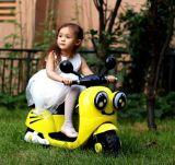 Kind-batteriebetriebenes Auto scherzt elektrische Fahrt auf Auto
