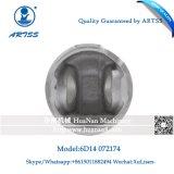 Me Mitsubishi072170 6D14-2no pistão