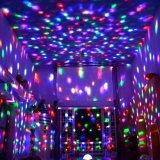 Рождество-дискотека в силу света MP3 Bluetooth Crystal Волшебный фонарь