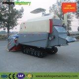 Maquinaria lz-4.0Wishope 4z la cosecha de arroz la máquina