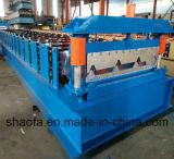 Das beste Preis-Farben-Metalldach-Panel-Walzen, das Maschine bildet