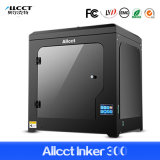 Imprimante de Digitals 3D de haute précision de taille d'impression d'Allcct Inker 300 directs d'usine grande