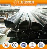 6063 T5 het Koper Gekleurde Profiel van het Aluminium van de Elektroforese voor Venster