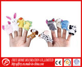 Hot Sale lapin en peluche avec ce jouet de marionnettes de doigt