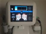 Recurso de remoção de rugas e sistema de operação de alta freqüência de aperto da pele