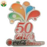 Рекламные алюминиевый вырезать печати наклейки с логотипом