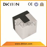 Как022 в форме квадрата резиновый ограничитель дверцы из нержавеющей стали
