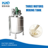 Réservoir de mélange de chauffage électrique inoxidable sanitaire de qualité