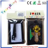 PVC personnalisé Luggage Tag sac d'identification de balise de voyage
