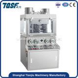 Máquina rotatoria farmacéutica de la prensa de la tablilla Zpw-8 de la planta de fabricación de las píldoras