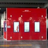 Modelo de economía de cabina de pintura