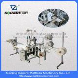 De Machine van de Matras van Czf voor de Ritssluiting die van de Matras Equimpment naaien