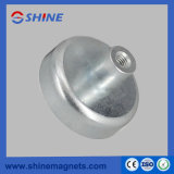 De Basis van de Magneet van de pot voor de Hulpmiddelen van de Holding en Zware Dingen