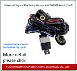 Barra de luces LED de 2 metros de los Kits de Cables Cables de 1 a 1 parte