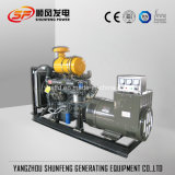 125kVA 100kw Electric Power Diesel Generator with Clouded Weichai Engine
