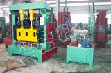 De hydraulische Scheerbeurt van de Guillotine van het Staal van het Metaal van het Afval Scherpe