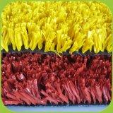 Campos de ténis de relva artificial de alta qualidade com coloridos cores à escolha