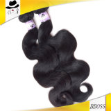 8Aペルーの人間のバージンの毛の良質
