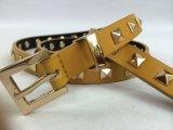 La última moda PU ancho cinturón para la ropa (LC028)
