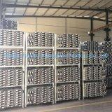 Système Ringlock planche en acier/Conseil O-Type d'échafaudages 240mm