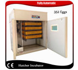 352 Ei-Kapazitäts-Setzer Hatcher Maschine mit dem Cer genehmigt