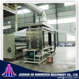 Zhijiang 중국 2.4m SMMS PP Spunbond 짠것이 아닌 직물 기계