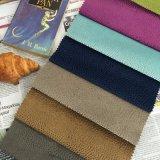 Tessuto di lavoro a maglia del velluto dello Spandex del tessuto della sede di automobile