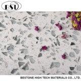 Brame blanche de pierre de quartz de platine
