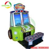 위락 공원 아이 동전에 의하여 운영하는 아기 강타 자동차 경주 게임 기계