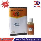 Neopreno de PVC de alto rendimiento Adhesivo de contacto