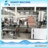 Type linéaire machine recouvrante remplissante de lavage de machines fiables de l'eau