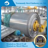 Bobina del acero inoxidable del final 2b de ASTM 409 para hacer los tubos/los tubos