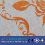 Painel de isolamento de material decorativo da placa de poliéster de fibra