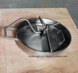 衛生ステンレス鋼の円形のマンホールカバー