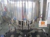 Lineaire Type Sprankelende het Vullen van de Was van de Fles van de Drank Vloeibare het Afdekken Machine