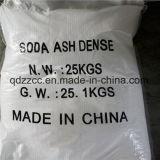 El 99,2% de ceniza de sosa denso y carbonato de sodio/luz de la industria de detergentes de vidrio
