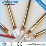 Tube infrarouge de chaufferette d'halogène de qualité de Hongtai