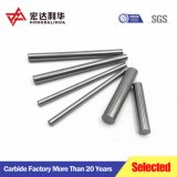 Hastes de carboneto de tungsténio Wholesales com alta resistência à flexão
