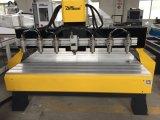 Máquina de cinzeladura de madeira do CNC dos eixos quentes da venda 8