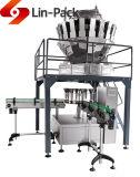 Machine à emballer automatique de poche pour le casse-croûte Nuts des graines de tournesol de granule