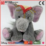 cadeau de promotion animal en peluche jouet en peluche doux éléphant